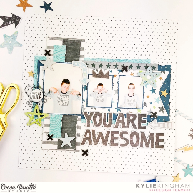 You are awesome 1