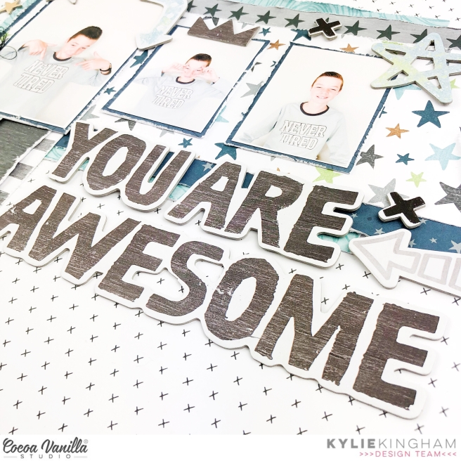 You are awesome 5