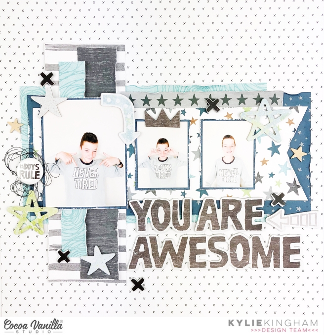 You are awesome 6