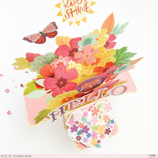 Truly Grateful pop up cards 3