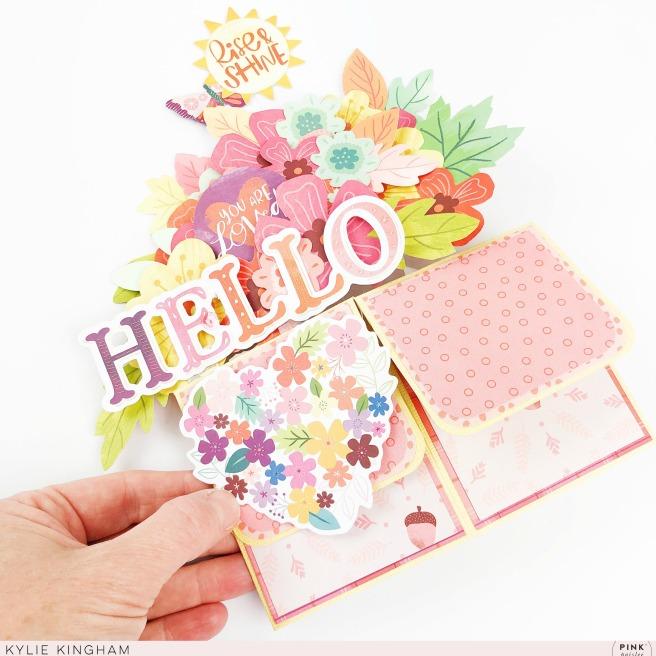 Truly Grateful pop up cards 8