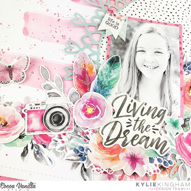 living the dream 6