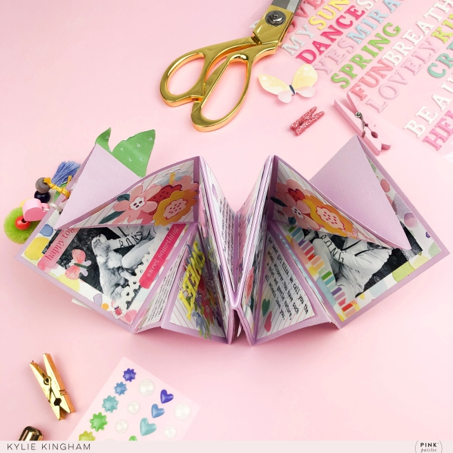Folded Mini Album 4